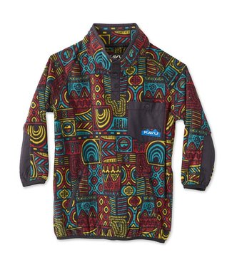 Kavu Kavu Teannaway Jr Kid's Sweatshirt - Vibes
