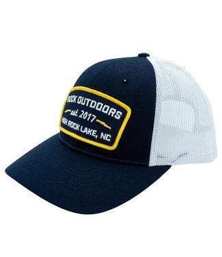Rock Outdoors Rock Outdoors Lightning Bolt Low Profile Trucker Hat (2 Colors)