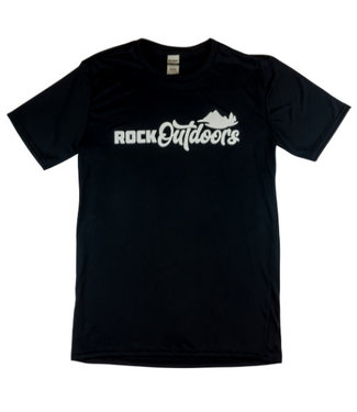 Rock Outdoors Rock Outdoors Full Logo SS Performance Shirt (3 Colors)