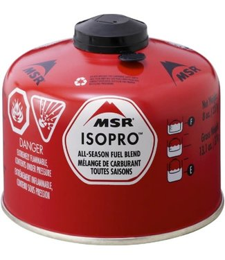 Mountain Safety Research (MSR) MSR IsoPro Canister Fuel 8oz