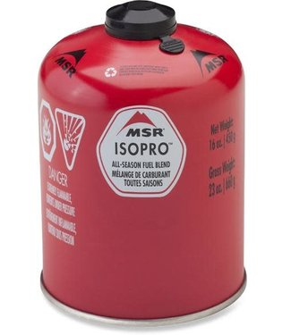 Mountain Safety Research (MSR) MSR IsoPro Canister Fuel 16oz