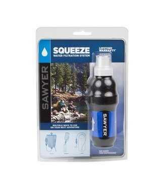 Sawyer Sawyer Point One Squeeze Water Filter System with Two 1L Pouches