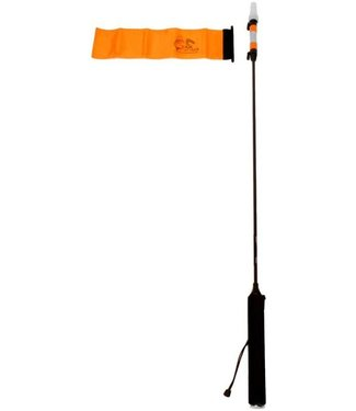 YakAttack VISIPole II™, GearTrac™ Ready, Includes Flag