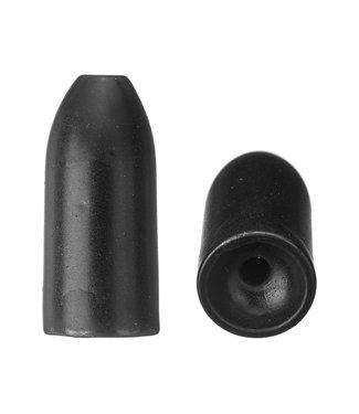 Eco Pro Eco Pro Tungsten 1/2oz Worm Weights - Black