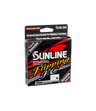 Sunline Fishing Sunline Flipping FC (Clear/Yellow) - 200 Yards