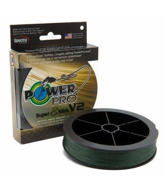 Power Pro Power Pro Super 8 Slick V2 (Moss Green) - 150 Yards