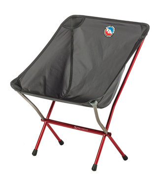 Big Agnes Big Agnes Mica Basin Camp Chair - Asphalt/Gray