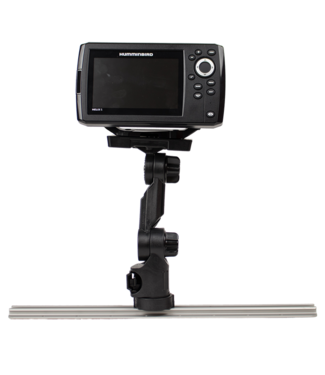 YakAttack YakAttack Humminbird Helix® Fish Finder Mount with Track Mounted LockNLoad™ Mounting System