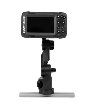 YakAttack YakAttack Lowrance® Hook2 Fish Finder Mount with Track Mounted LockNLoad™ Mounting System