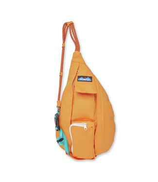 Kavu Kavu Mini Rope Sling Bag  Atomic Orange