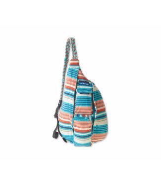 Kavu Kavu Mini Rope Sling Bag  Cascade Stripe