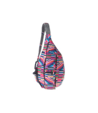Kavu Kavu Mini Rope Sling Bag  Jewel Stripe