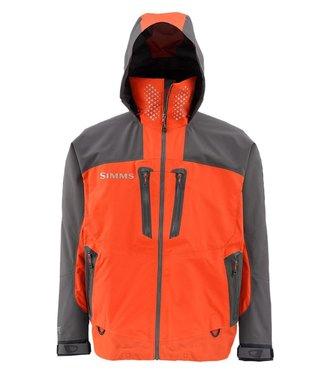 Simms Prodry Jacket Fury Orange (Discontinued)