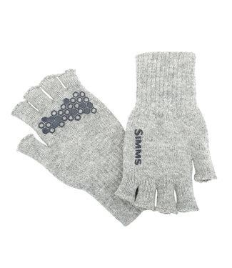 Simms Simms Wool Half Finger Gloves