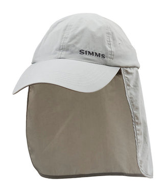 Simms Simms Superlight Sunshield Cap Sterling