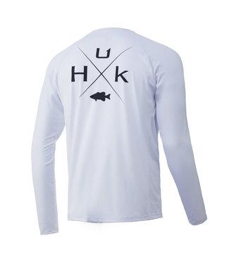 Huk Huk X Bass Pursuit White (100)