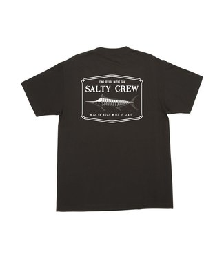 Salty Crew Salty Crew Stealth SS Tee Black