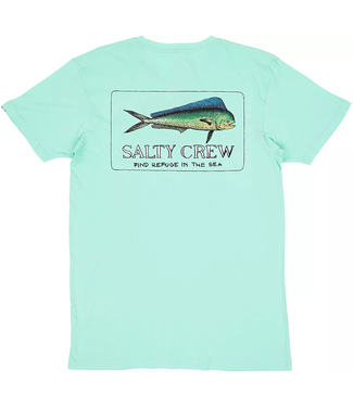 Salty Crew Salty Crew El Dorado Premium SS Tee Seafoam