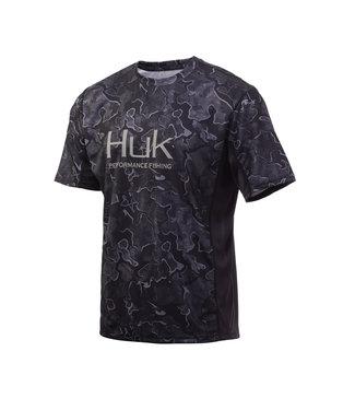 Huk Huk Icon X Camo SS Hannibal Bank 007