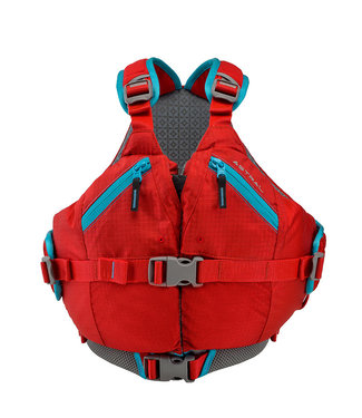 Astral Otter 2.0 Red Youth Life Vest