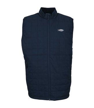 Aftco Aftco Pufferfish 300 Vest Navy