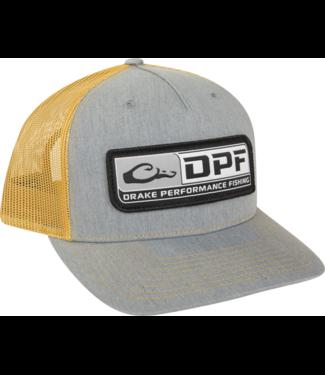 Drake Drake DPF 5-Panel Mesh Back Cap