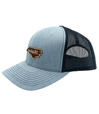 Rock Outdoors Rock Outdoors NC Leather Patch Hat