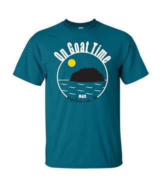 Rock Outdoors Rock Outdoors On Goat Time SS Tee Teal