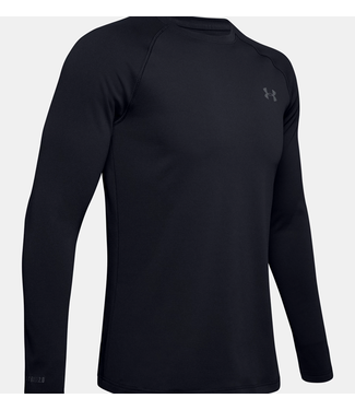 Under Armour Packaged Base 2.0 Crew Black / Pitch Gray
