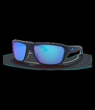 Oakley Split Shot Matte Translucent Blue w/Prizm Sapphire Polarized