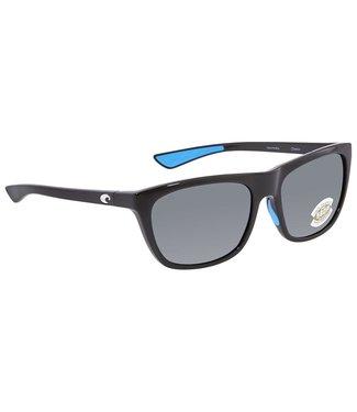 Costa Cheeca Shiny Black Gray 580P