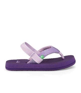 Sanuk Sanuk Yoga Glitter Purple