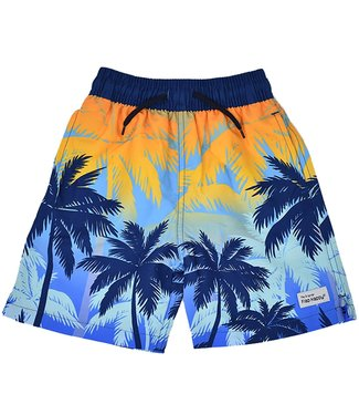 Flap Happy Flap Happy UPF 50+ Wesley Swim Trunks With Mesh Liner
