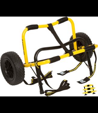Suspenz Heavy Duty Airless Cart (Flat Platform)