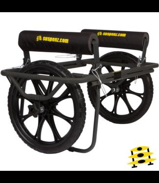 Suspenz Suspenz All-Terrain Super Duty Airless Cart