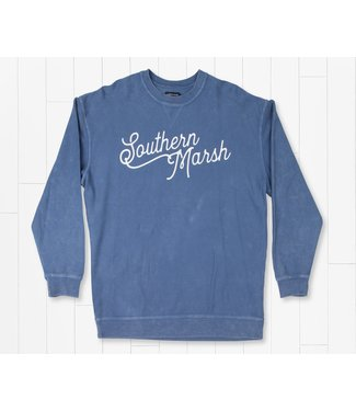 Southern Marsh Southern Marsh Sunday Morning Sweater - Washed Cord