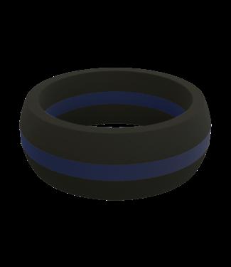 Qalo Thin Blue Line Pinstripe