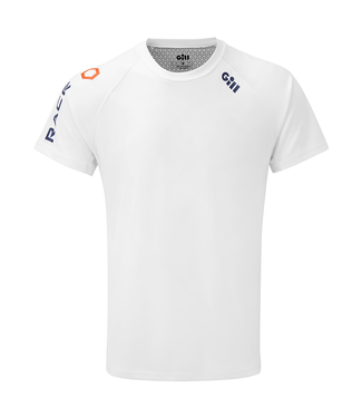 Gill Gill White Race LS Tee