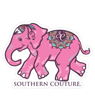 Southern Couture Southern Couture Elephant Sticker
