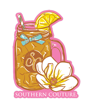 Southern Couture Southern Couture Sweet Tea Sticker
