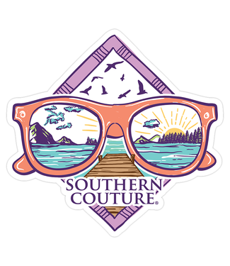 Southern Couture Southern Couture Sunglasses Sticker