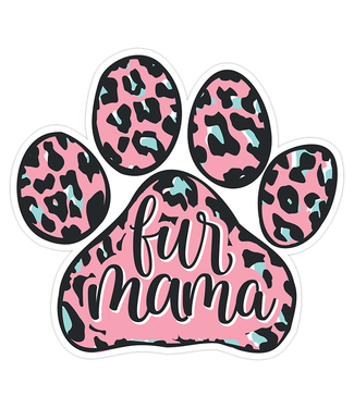 Southern Couture Southern Couture Fur Mama Sticker
