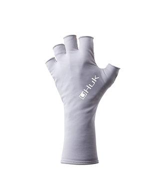 Huk Huk Pursuit Sun Glove Glacier 051