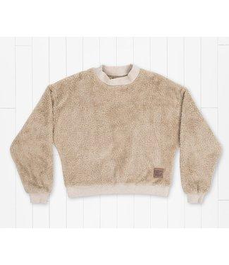 Southern Marsh Southern Marsh Southern Classics Cozy Sweatshirt Oatmeal