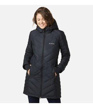 Columbia Columbia Heavenly Long Hooded Jacket Black