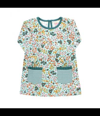 Rufflebutts Rufflebutts Pocket Dress Vintage Garden