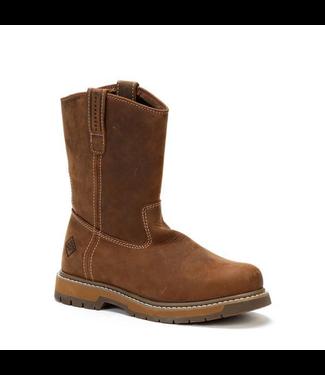 Muck Muck Wellie Brown Work Boots