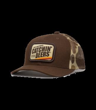 Catchin' Deers Catchin' Deers CKEOTC Old School Camo Hat