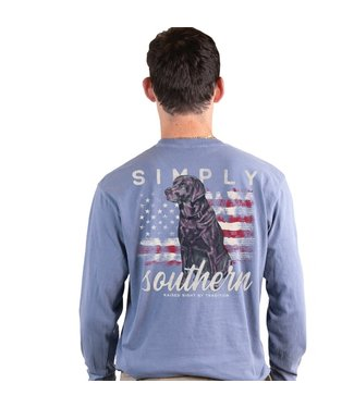 Simply Southern Simply Southern USA Lab LS Tee