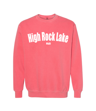 Rock Outdoors Rock Outdoors High Rock Lake in White Pullover